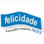 Logo da emissora Rádio Felicidade 97.9 FM