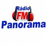 Logo da emissora Rádio Panorama