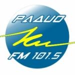 Logo da emissora Radio KN 101.5 FM