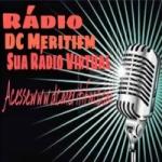 Logo da emissora Rádio DC Meriti FM