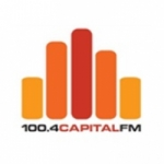 Logo da emissora Radio Capital 100.4 FM