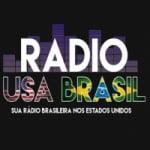 Logo da emissora Radio Usa Brasil