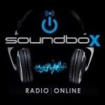 Logo da emissora Sound Box Radio