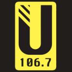 Logo da emissora Radio Urbana 106.7 FM