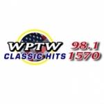 Logo da emissora WPTW 1570 AM