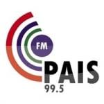 Logo da emissora Radio País 99.5 FM