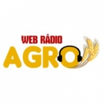 Logo da emissora Rádio Agro