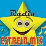 Logo da emissora Rádio Estrela Mix