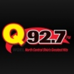 Logo da emissora WQEL 92.7 FM