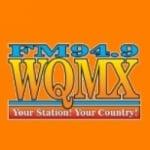 Logo da emissora WQMX 94.9 FM