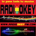 Logo da emissora Rádio Okey FM