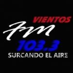 Logo da emissora Radio Vientos 103.3 FM