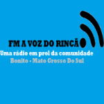 Logo da emissora Rádio A Voz do Rincão 87.9 FM