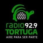 Logo da emissora Radio Tortuga 92.9 FM