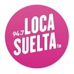 Logo da emissora Radio Loca Suelta 94.7 FM