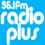 Logo da emissora Radio Plus 96.1 FM