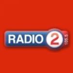 Logo da emissora Radio 2 105.5 FM