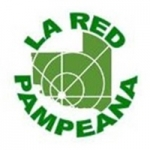 Logo da emissora Radio La Red Pampeana 95.7 FM