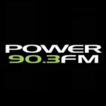 Logo da emissora Radio Power 90.3 FM