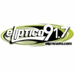 Logo da emissora Radio Elíptica 91.7 FM