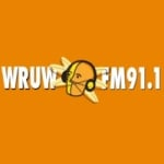 Logo da emissora WRUW 91.1 FM