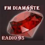 Logo da emissora Radio Diamante 93.1 FM