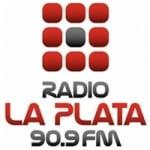 Logo da emissora Radio La Plata 90.9 FM