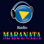 Logo da emissora Rádio Web Maranata