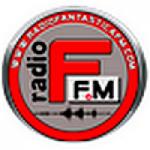 Logo da emissora Radio Fantastica FM