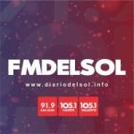Logo da emissora Radio Del Sol 91.9 FM