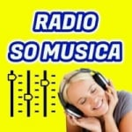 Logo da emissora Rádio Só Música