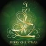Logo da emissora Radio Celtic Christmas