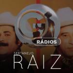 Logo da emissora Geração Raiz