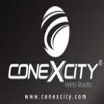 Logo da emissora Conexcity