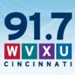 Logo da emissora WVXU 91.7 FM