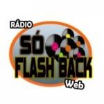Logo da emissora Rádio Só Flash Back Web
