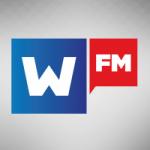 Logo da emissora Rádio Woods 101.1FM
