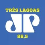 Logo da emissora Rádio Jovem Pan FM 88.5 FM
