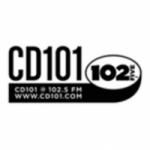 Logo da emissora WWCD 101 FM