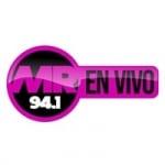 Logo da emissora Metro Radio 94.1 FM