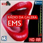 Logo da emissora Rádio da Galera Ems