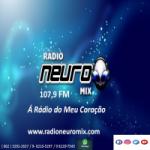 Logo da emissora Rádio Neuro Mix