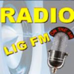 Logo da emissora Rádio Lig FM