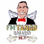 Logo da emissora Radio Tango 98.7 FM