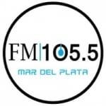 Logo da emissora Radio Inolvidable 105.5 FM