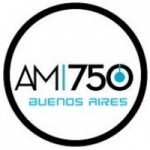 Logo da emissora Radio Inolvidable 750 AM