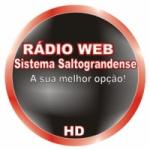 Logo da emissora Rádio Web Sistema Saltograndense