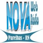 Logo da emissora Nova Web Rádio Parelhas