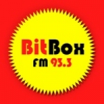 Logo da emissora Radio BitBox 93.3 FM