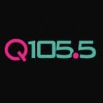 Logo da emissora WWWM 105.5 FM